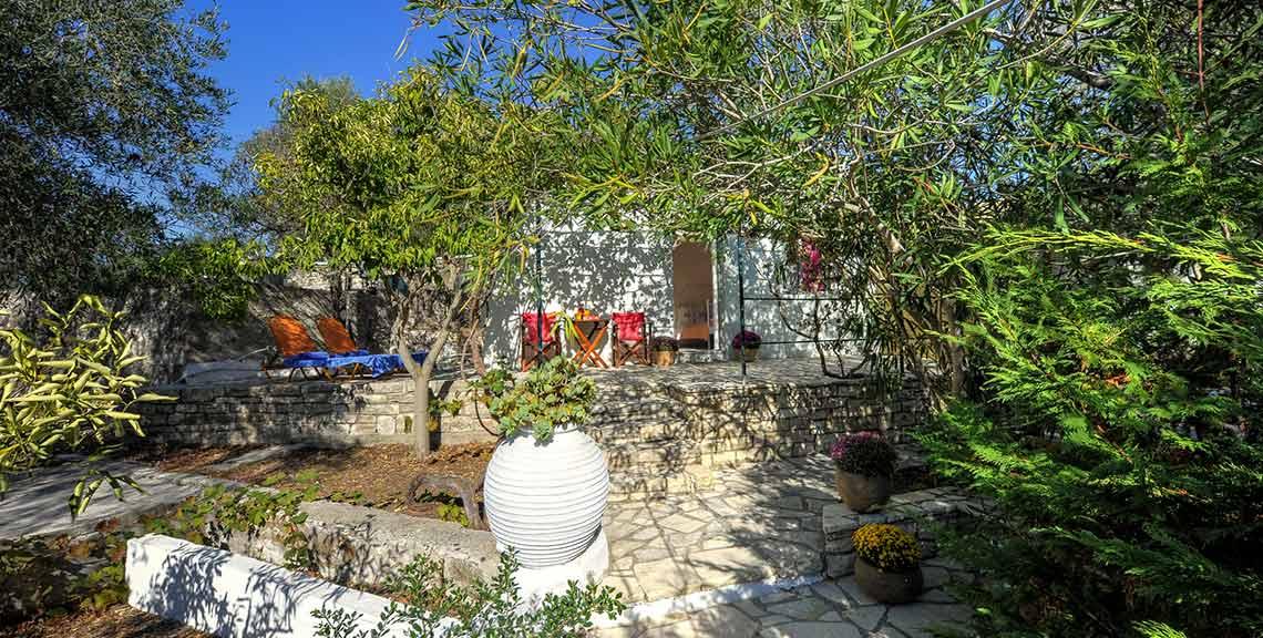 Eleni Cottage Paxos Dandelion Villas