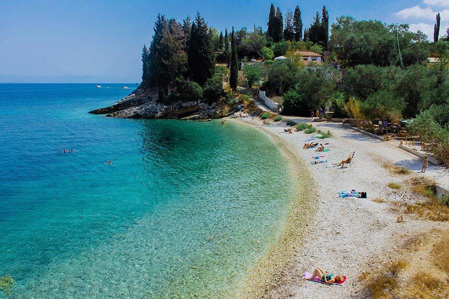 Levrechio beach