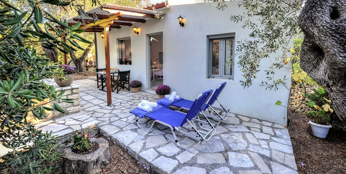 Stefanos Cottage Paxos