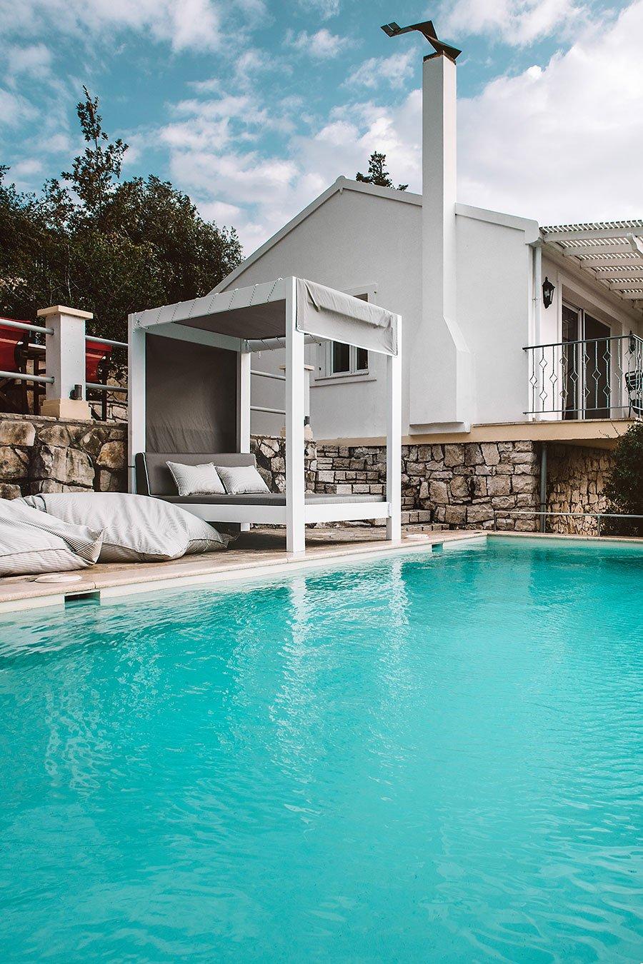 Dandelion Villas Paxos Gardenia Villa Pool