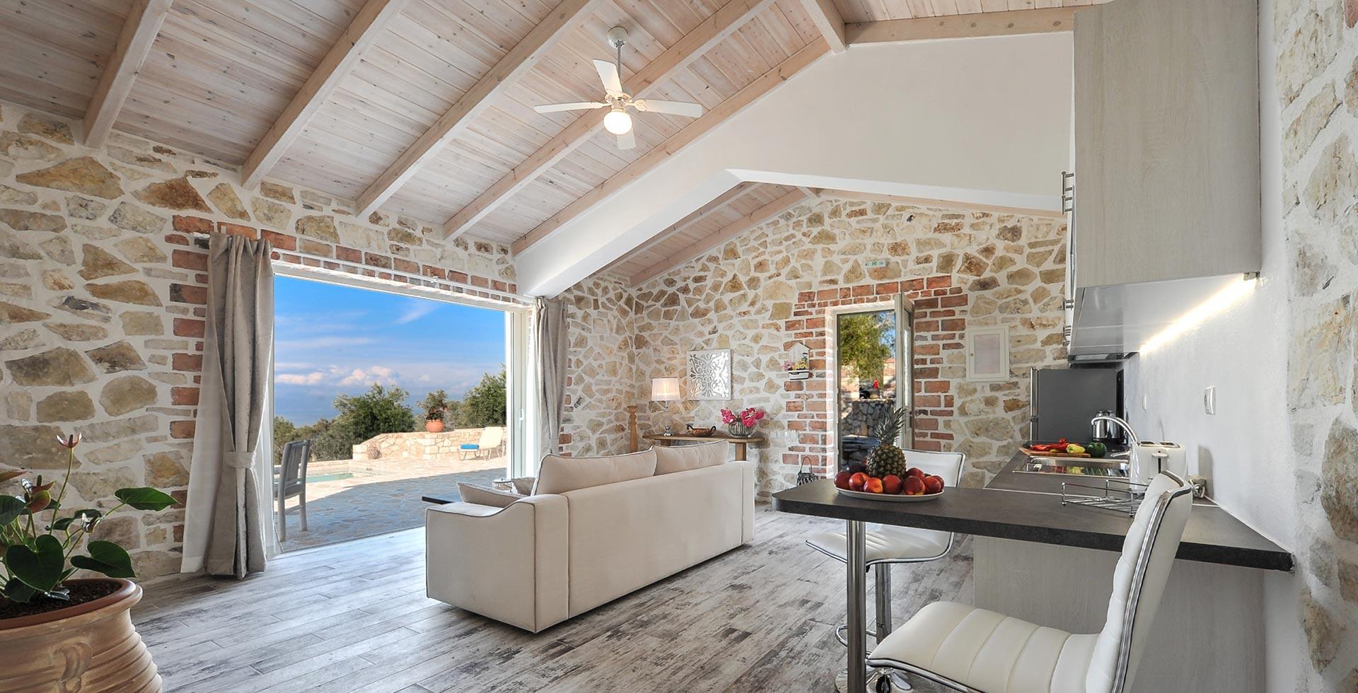 Dandelion Villas Paxos Semeli Villa